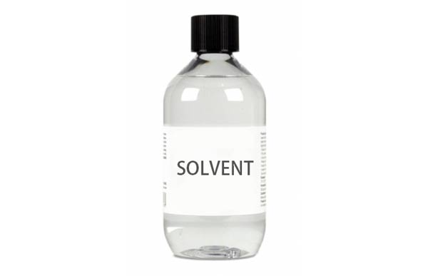 Solvent for PU and PSA adhesive